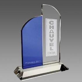 Crystal Award OC-DA - Trophy Land
