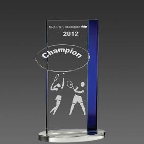 Crystal Award OC-EA30L - Trophy Land