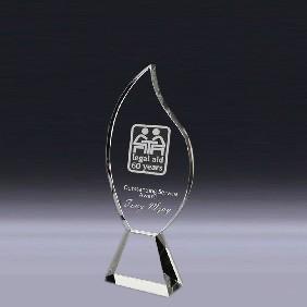 Crystal Award OC-FL25 - Trophy Land
