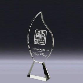 Crystal Award OC-FL28 - Trophy Land
