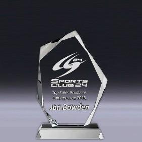 Crystal Award OC-IP17 - Trophy Land