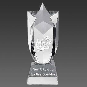 Crystal Award OC-MS3 - Trophy Land