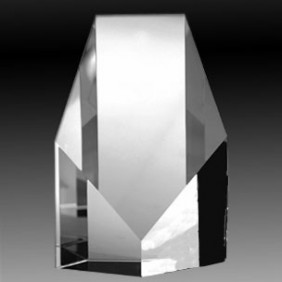 Crystal Award OC-PW130 - Trophy Land