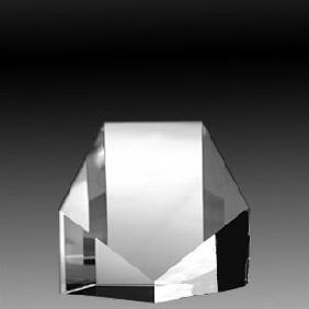 Crystal Award OC-PW65 - Trophy Land