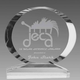 Crystal Award OC-RS - Trophy Land