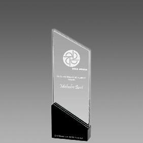 Crystal Award OC-SA24 - Trophy Land