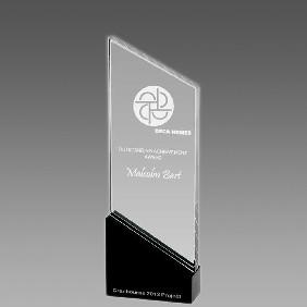 Crystal Award OC-SA27 - Trophy Land