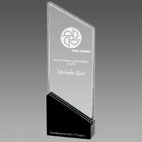 Crystal Award OC-SA30 - Trophy Land