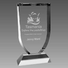 Crystal Award OC-SH - Trophy Land