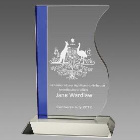Crystal Award OC-SO - Trophy Land