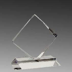 Crystal Award OC-SQ12 - Trophy Land