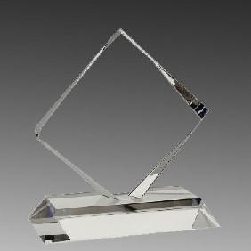Crystal Award OC-SQ17 - Trophy Land