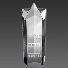 Crystal Award OC-SS25 - Trophy Land