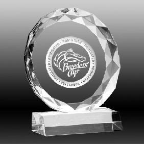 Crystal Award OC-ST3 - Trophy Land