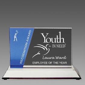 Crystal Award OC-UN - Trophy Land
