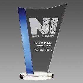 Crystal Award OC-V29 - Trophy Land