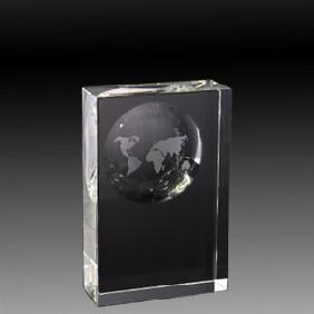 Crystal Award OC-WM12 - Trophy Land