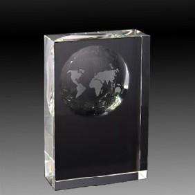 Crystal Award OC-WM15 - Trophy Land
