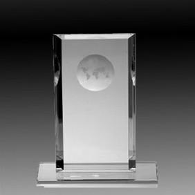 Crystal Award OC-WMB19 - Trophy Land