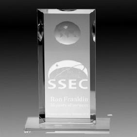 Crystal Award OC-WMB24 - Trophy Land