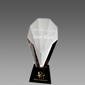 Crystal Award OCA-L17 - Trophy Land