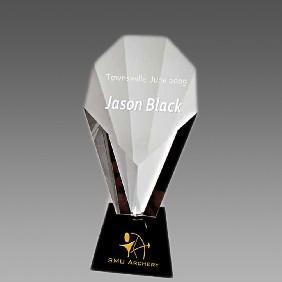 Crystal Award OCA-L19 - Trophy Land