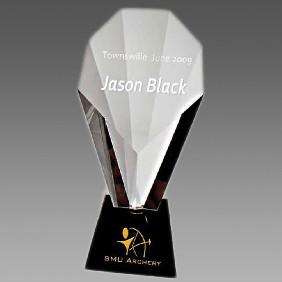 Crystal Award OCA-L21 - Trophy Land