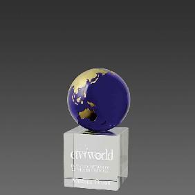 Crystal Award OCC-GB15 - Trophy Land