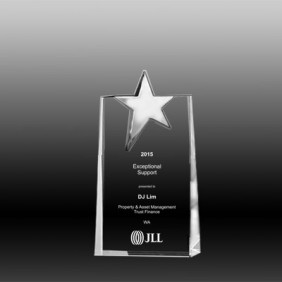 Crystal Award OCC-TS14 - Trophy Land