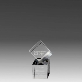 Crystal Award OCD-MC1 - Trophy Land