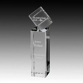 Crystal Award OCD-MC3 - Trophy Land