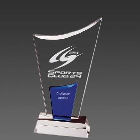 Crystal Award OCQ-DV2 - Trophy Land
