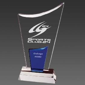 Crystal Award OCQ-DV3 - Trophy Land