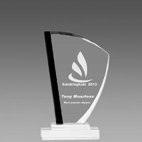 Crystal Award OCQ-S1 - Trophy Land