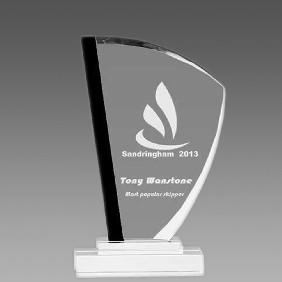 Crystal Award OCQ-S2 - Trophy Land