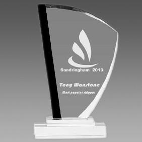 Crystal Award OCQ-S3 - Trophy Land