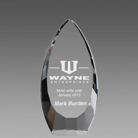 Crystal Award OCQ-VA18 - Trophy Land