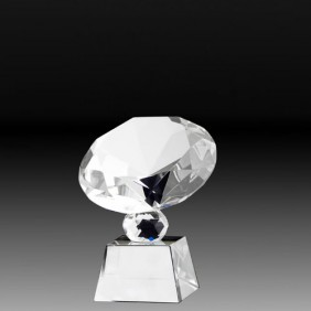 Crystal Award OCS-DOB70 - Trophy Land