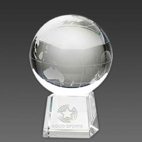 Crystal Award OCS-GL11 - Trophy Land