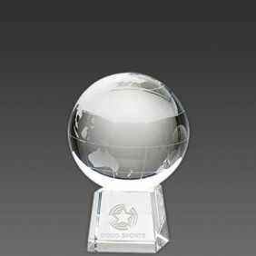 Crystal Award OCS-GL6 - Trophy Land