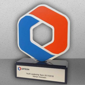 Custom Awards Gallery Opteon Acrylic Award - Trophy Land
