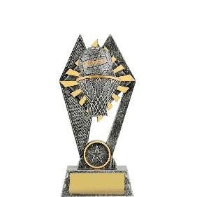 Netball Trophy P237A - Trophy Land