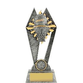 Netball Trophy P237B - Trophy Land