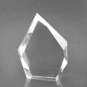 Crystal Award PST17S-B - Trophy Land
