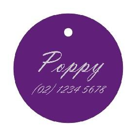 Pet Tags PT32P - Trophy Land