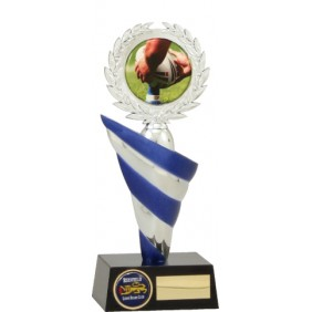 Football Trophy RL418 - Trophy Land