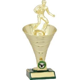 Football Trophy RL439 - Trophy Land
