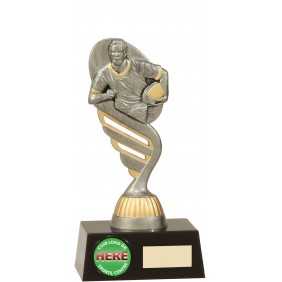 Football Trophy RL7022 - Trophy Land