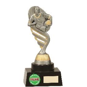 Football Trophy RL7023 - Trophy Land
