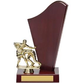 Football Trophy RL8037 - Trophy Land